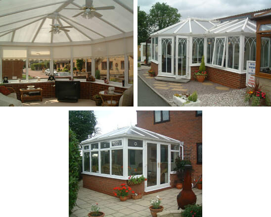 Large Conservatories