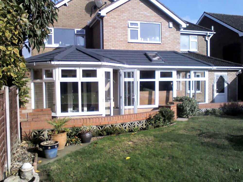 Insulated Conservatory Roofs